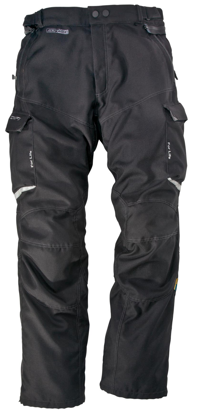 Pantalon Homme Level Aerotex noir - Difi