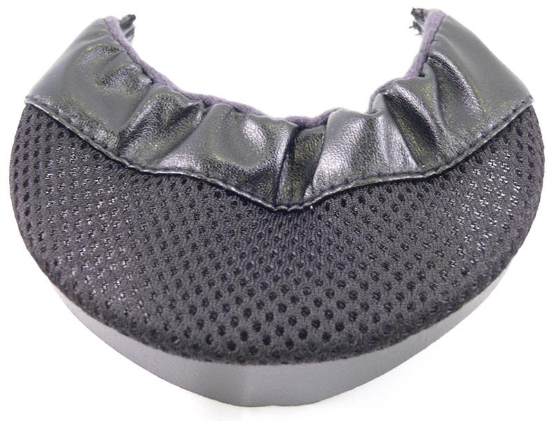 Bavette menton Noir, marque Bayard