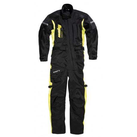 Sur Combinaison Thermique HUSKY - DIFI - noir & jaune fluo