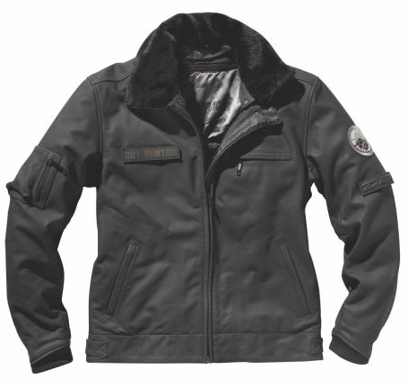 Veste AVIATION - DIFI - noir motobigstore