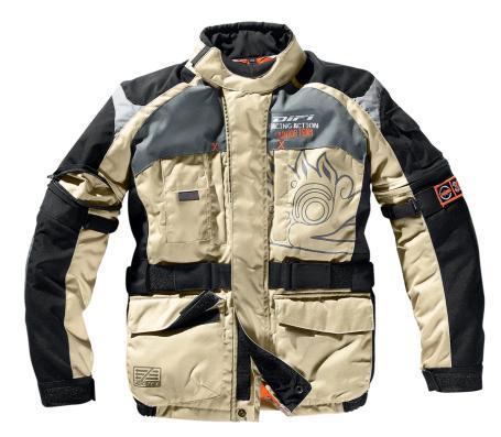Difi veste junior Chili AX noirbeige - Rupture de stock