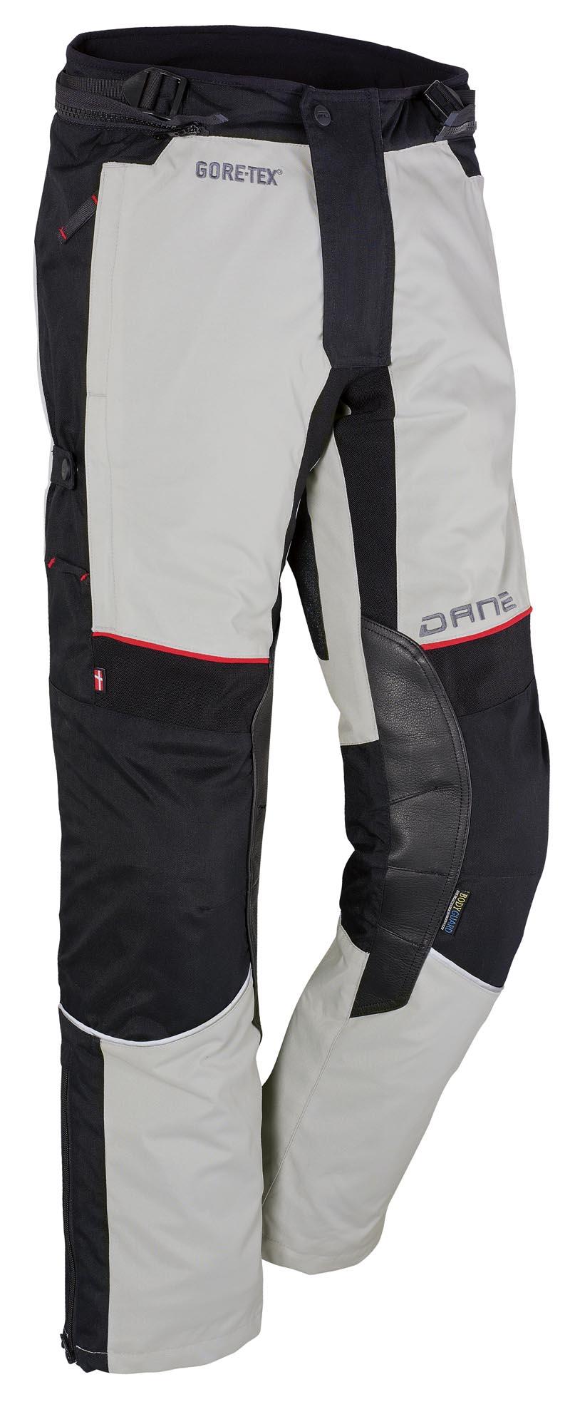 Pantalon Brondby Gore-tex Gris - Dane motobigstore