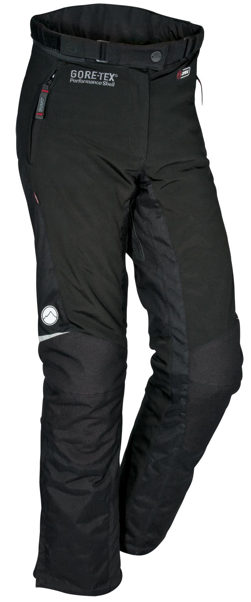 Pantalon Femme MERLE Gore-tex - Dane Noir motobigstore
