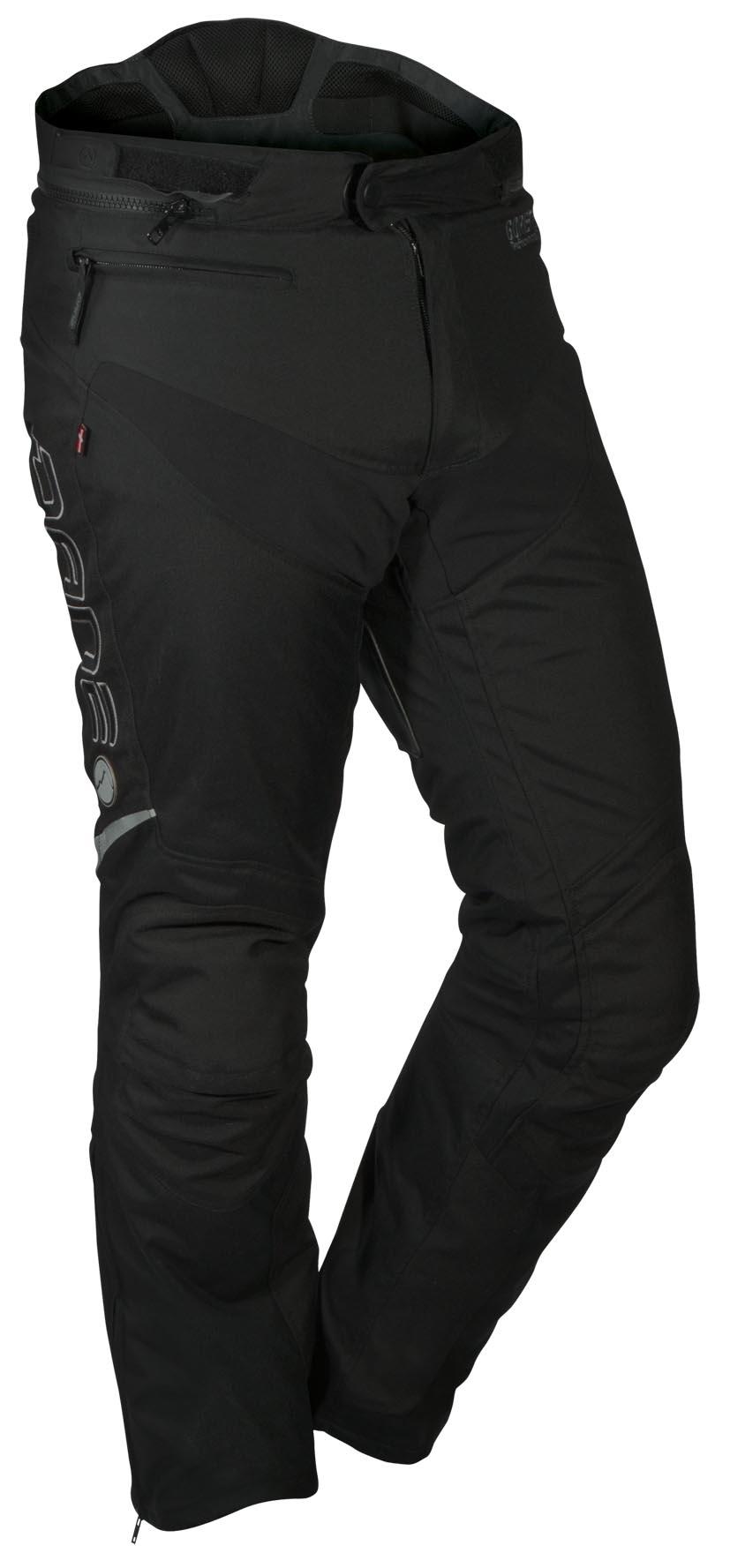 Pantalon Jylland Gore-tex Noir - Dane motobigstore