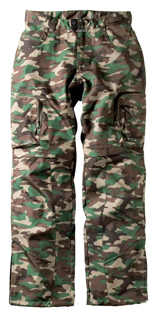 Pantalon Trend Aerotex camouflage 1 - DIFI motobigstore