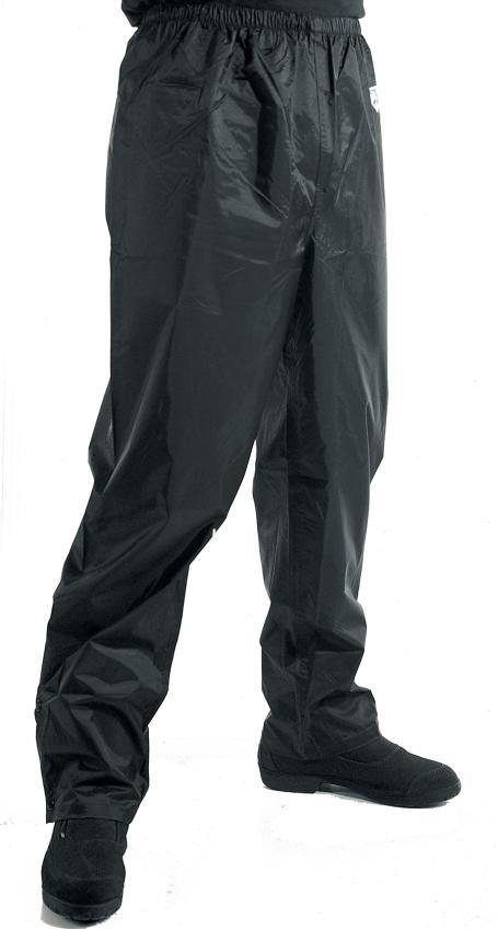 Pantalon Pluie DELTA - Noir - DIFI motobigstore