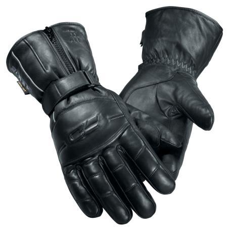 GANTS MOTOS Basic GTX II noir, Dane motobigstore
