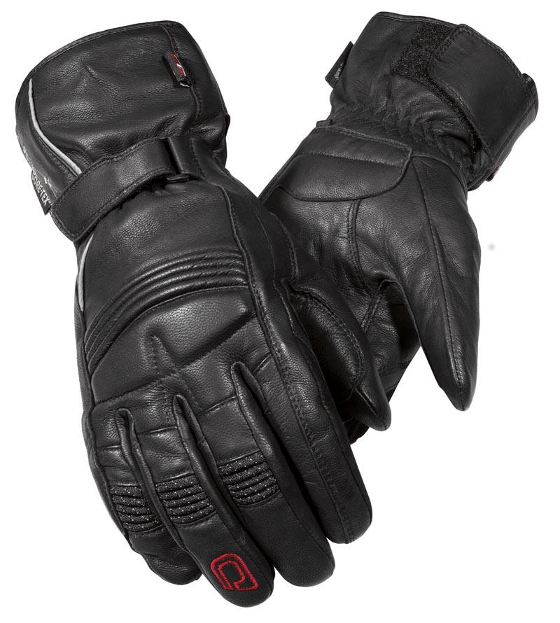 GANTS MOTOS Nibe 2 Gore-tex X-Trafit noir, marque Dane motobigstore