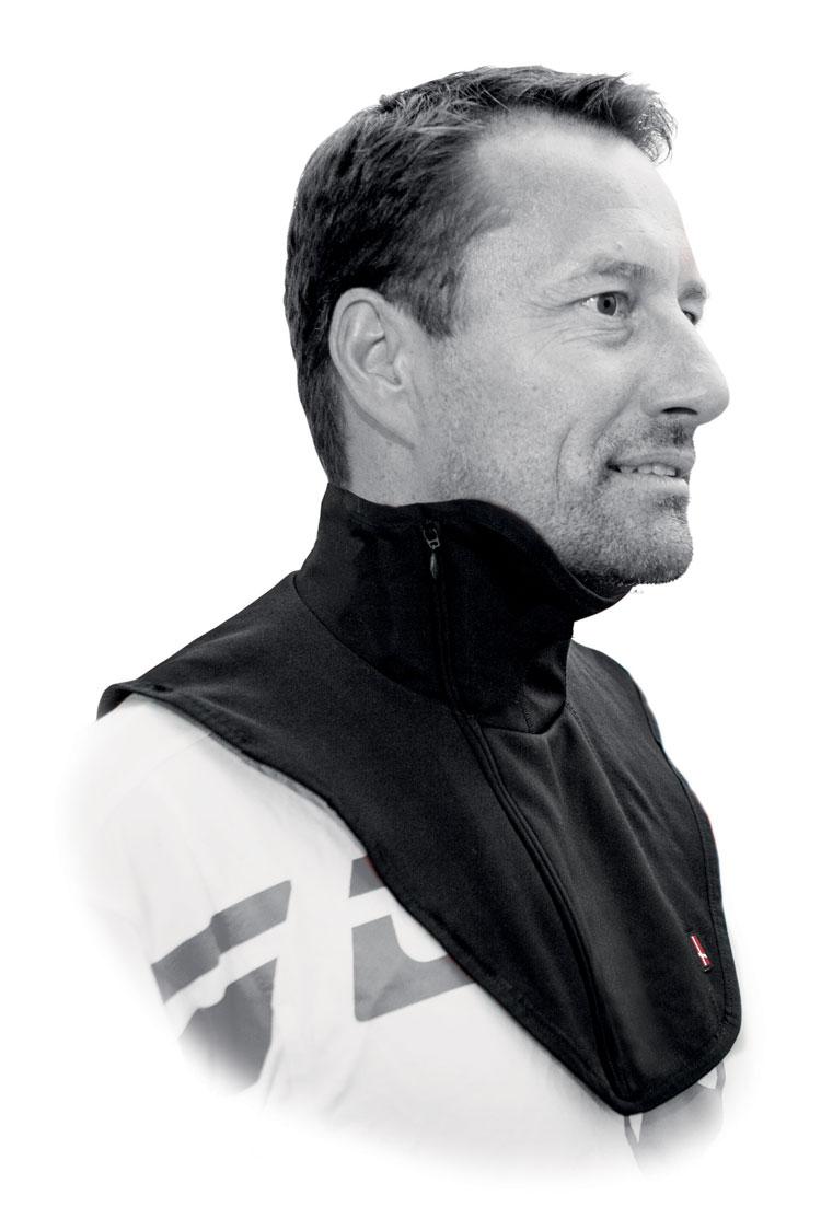 Tour de cou Maribo Noir, marque Dane motobigstore