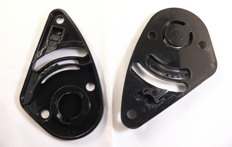 Ecran kit SP-60 Noir, Bayard motobigstore
