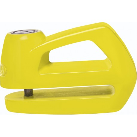 Abus Bloque Disque Element 285 geel motobigstore