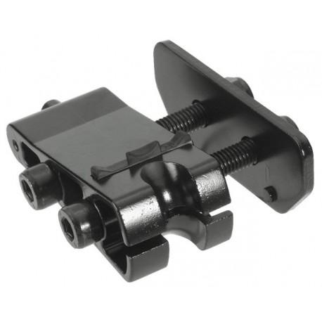 Fixation pour QUICK 37/60 - ABUS motobigstore