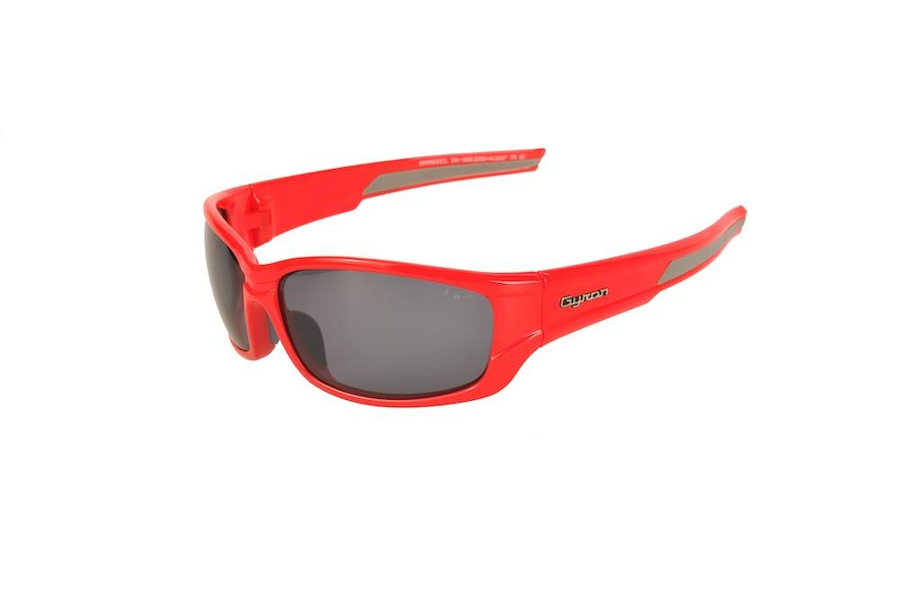 Lunettes de protection Moto Aludra Red - Gyron motobigstore