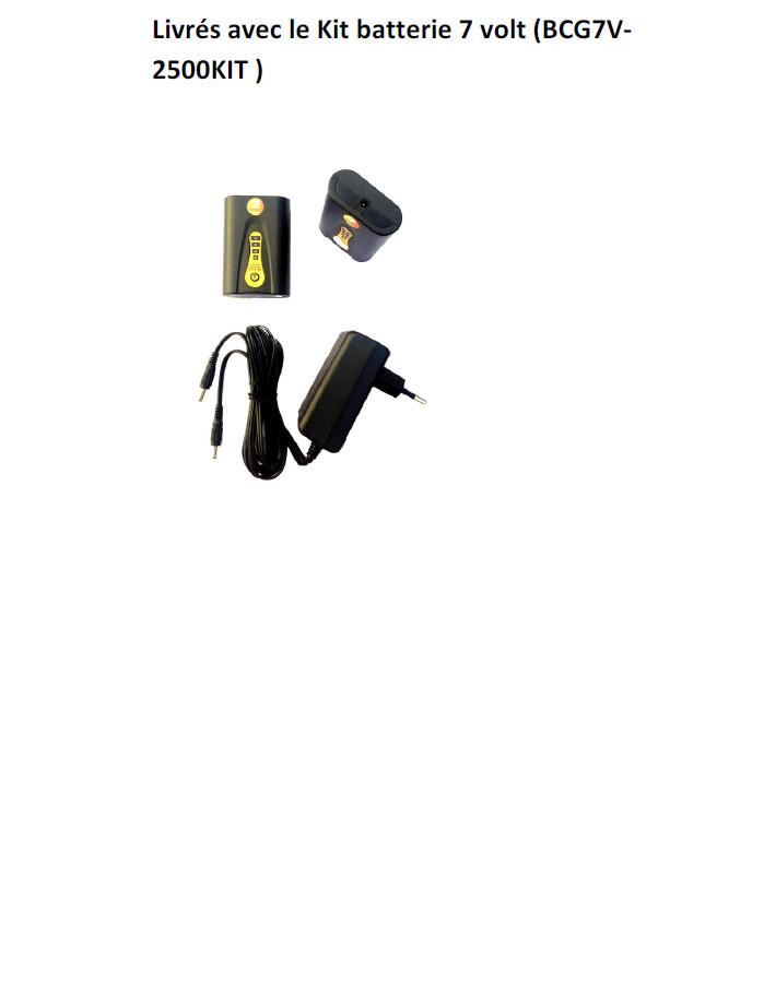 M7 - Mouffles chauffantes Gerbing Activités de plein air 7V avec batterie - Image 1