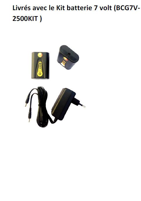 SSJ - Blouson chauffant Plein Air Gerbing Unisexe 7V avec batterie et thermostat - Image 1