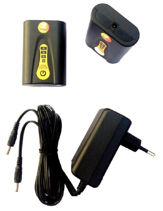 Kit Batteries GERBING - 7 Volt