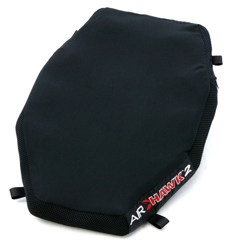 Coussin selle moto polyuréthane LARGE, AirHawk motobigstore