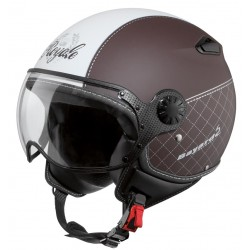 Bayard casque XP-22 Royal marron