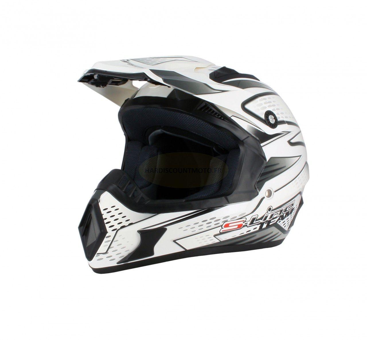 Casque Moto Cross S813 de S-Line motobigstore