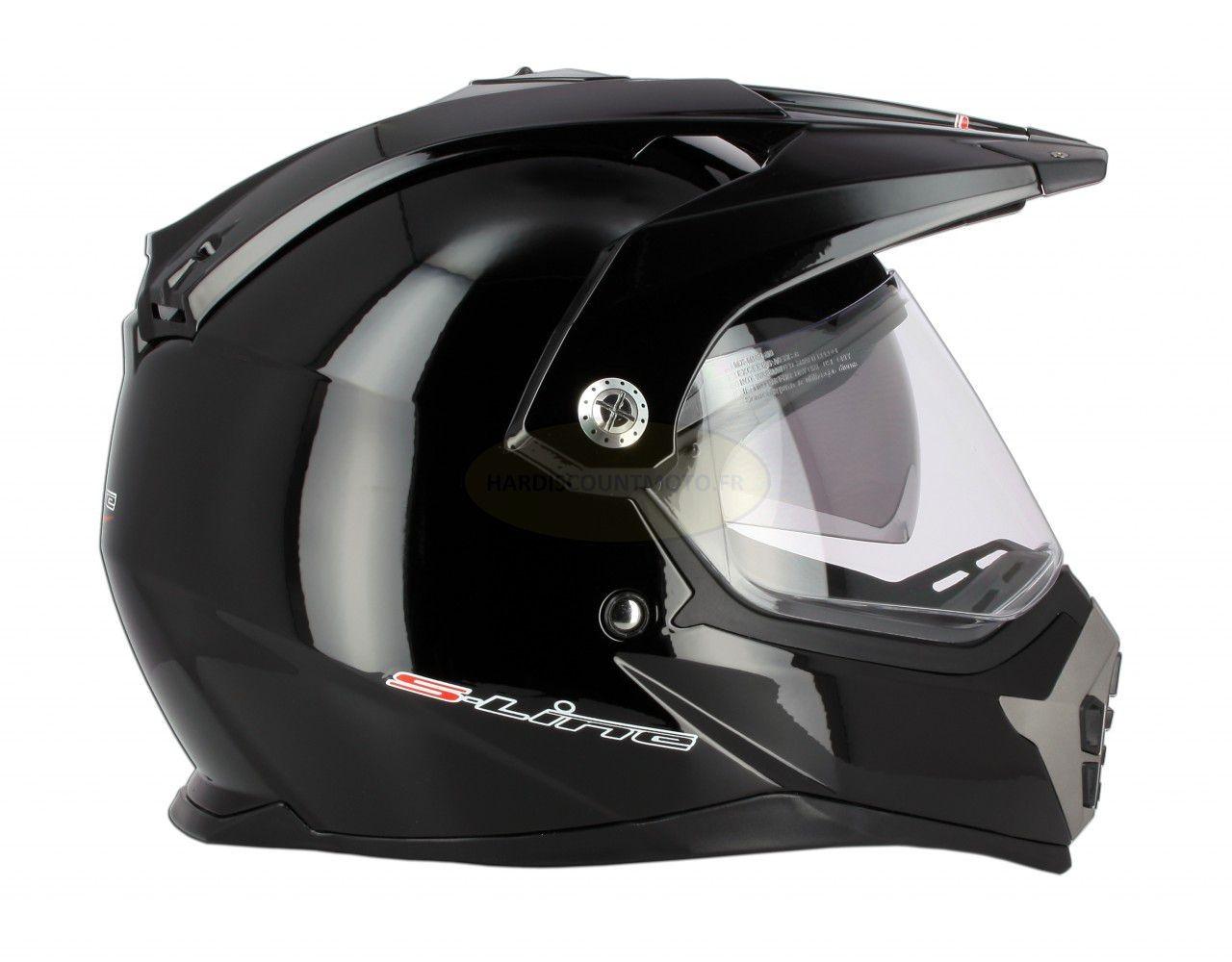 Casque Moto Enduro Air Pump S610 motobigstore
