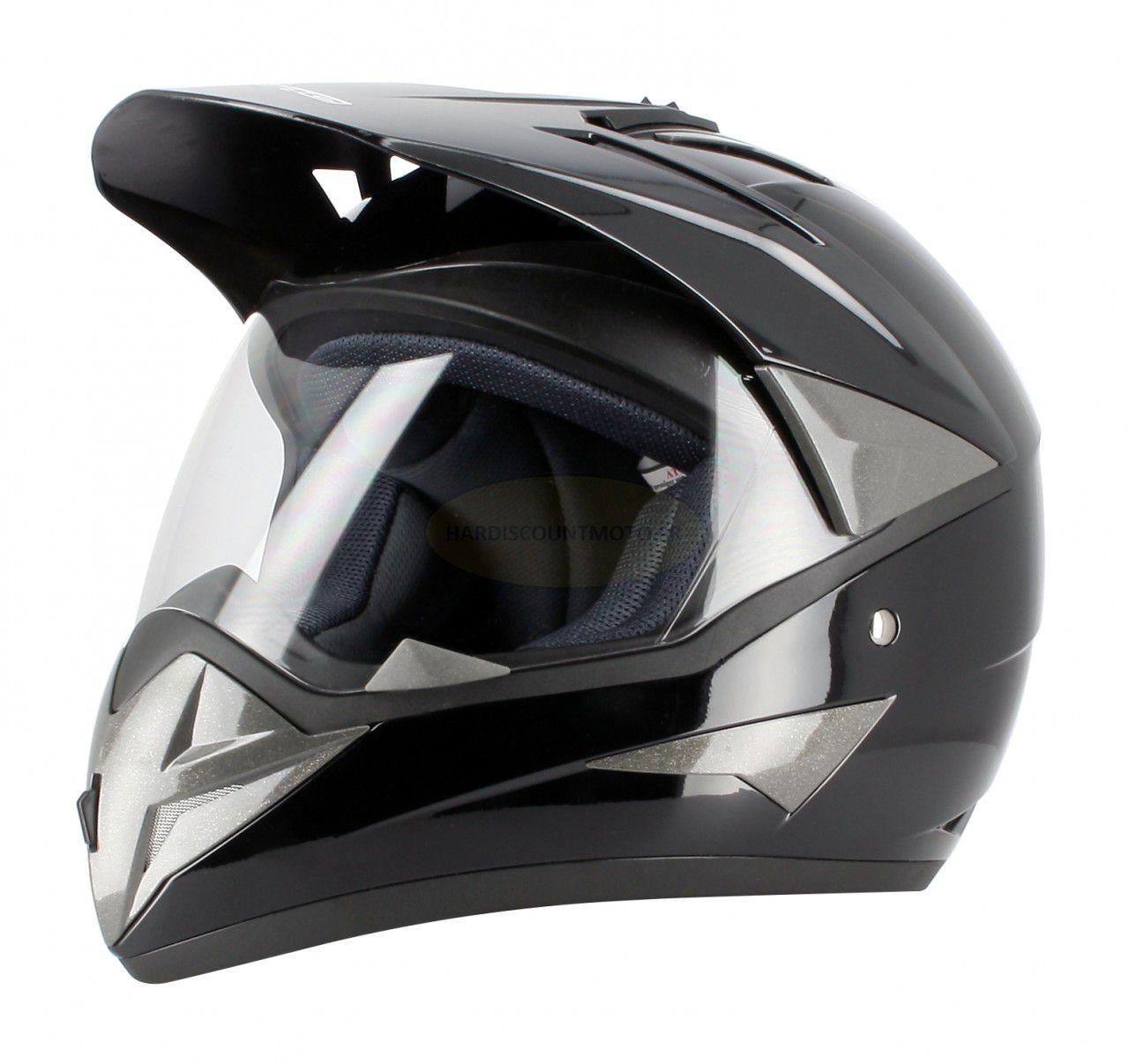 Casque Moto Enduro S650 motobigstore