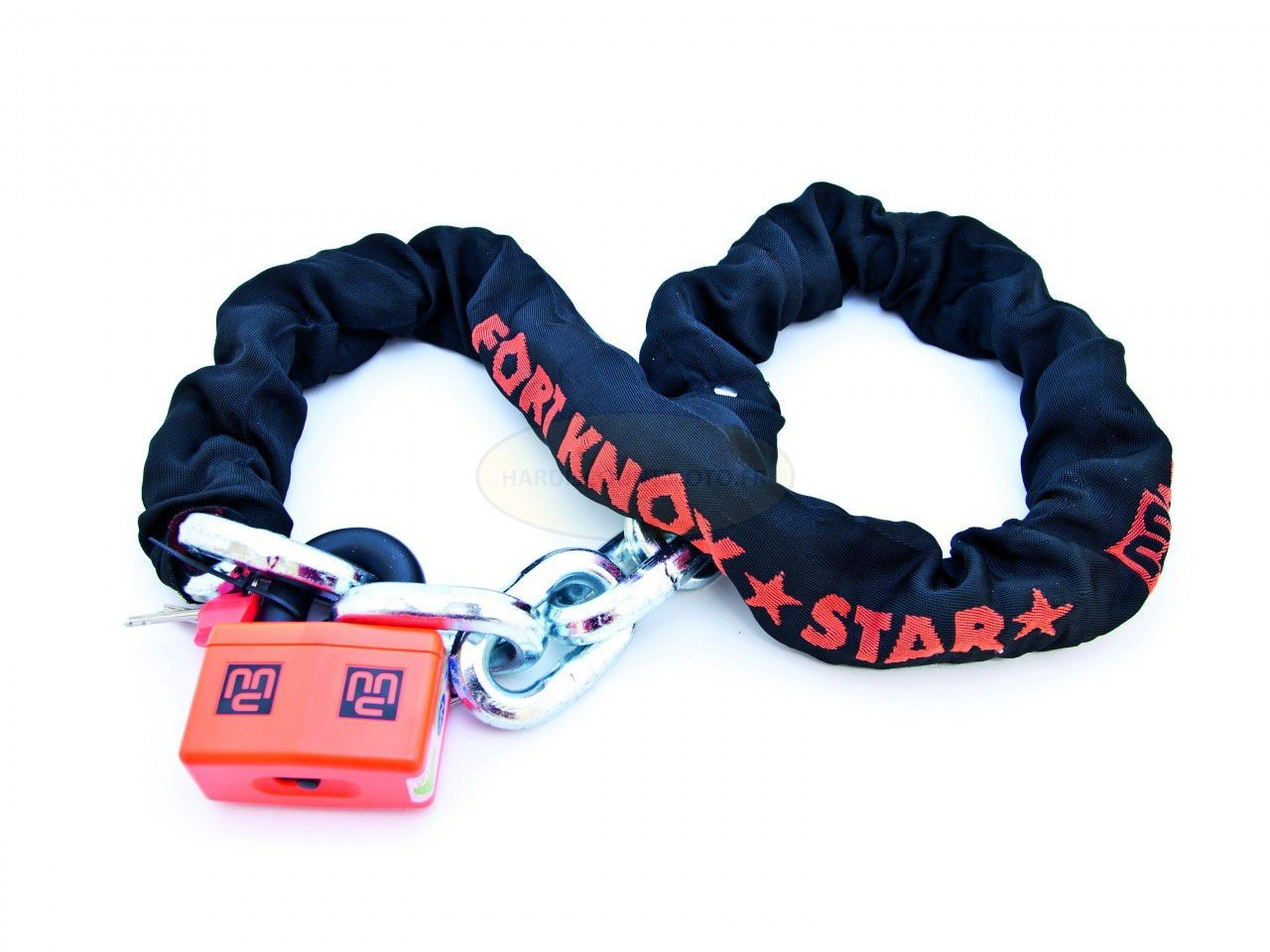 Chaine + cadenas SRA 150 cm motobigstore