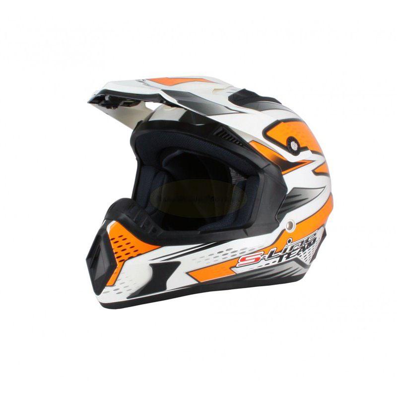 Casque Moto Cross S813 de S-Line - Image 2