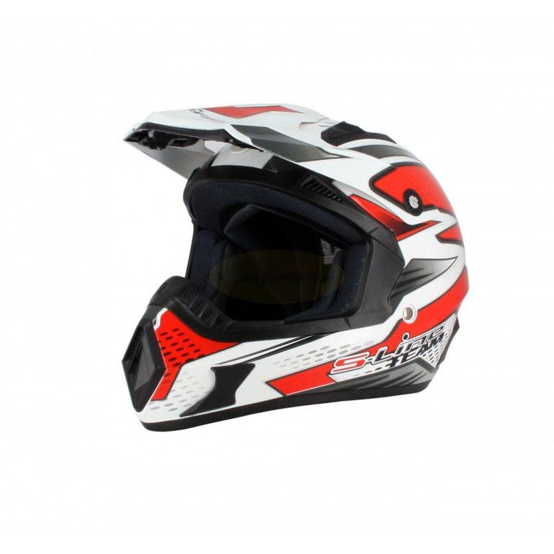 Casque Moto Cross S813 de S-Line - Image 1